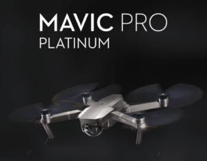 【新製品】DJIのドローンに新型が登場!Mavic Pro Platinum、Phantom4 Pro Obsidian!