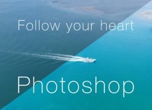 【Adobe Photoshop CC】ドローンで撮った写真をレタッチしよう!【空撮写真を作品にする】