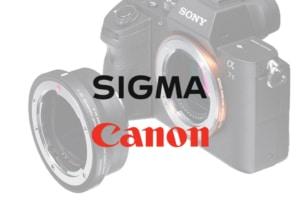 【Canon EFレンズ】SIGMAマウントコンバーターMC-11で非対応レンズを試す【EFマウントで実機レビュー】