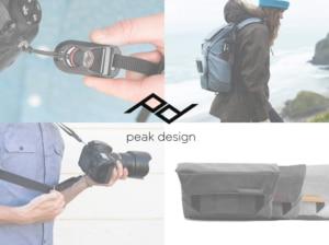 【Peak Design】2020年おすすめのピークデザインはコレだ!おしゃれなカメラグッズの選び方まとめ