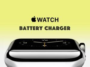 【Appleユーザー必見】Apple Watchの充電バッテリースタンド使用レビュー【アップルウォッチ充電器】