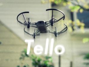 【トイドローン】Ryze TechのTELLOが支持される理由とその裏にある問題点
