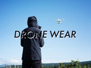 【ドローンファッション】ドローンの操縦の服装にアウトドアウェアがおすすめな理由