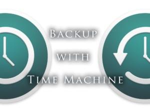 【Time Machine】iMacのデータのバックアップと必要な外付けHDD
