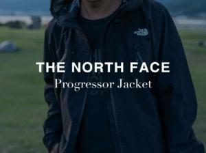 THE NORTH FACE(ザ・ノース・フェイス) プログレッサージャケットの使用レビュー