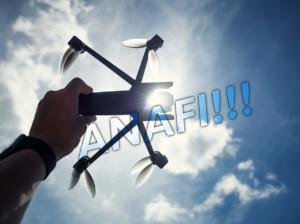 ANAFIのハンズオンレビュー!Parrotのドローンの操作感と撮影した空撮写真