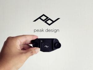 【ピークデザイン】Peak Design キャプチャーV3のレビュー【カメラクリップ】