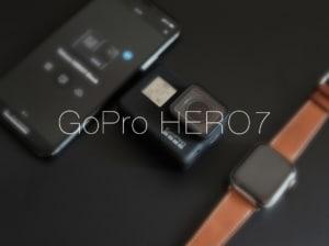GoPro HERO7 Blackと一緒に用意するべきカメラアクセサリー