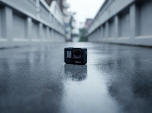 【実写レビュー】GoPro HERO 7 Black のカメラで撮影してみた【作例写真】