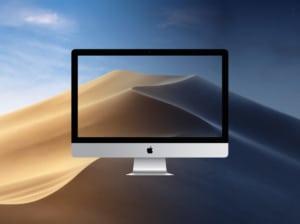 【iMac Retina 5K】Macに採用されている美しい壁紙を楽しむ方法【変態】