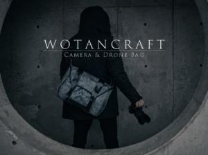 【WOTANCRAFT】台湾のカメラバッグ、ヴォータンクラフトの使用レビュー【ドローンバッグ】