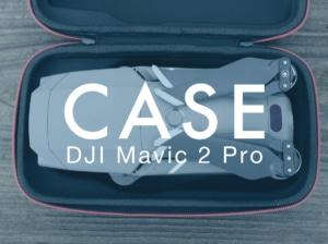 【ドローンバッグ】Mavic2 を安全に運ぶ携帯ケースを試してみた