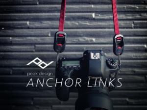 【Peak Design】カメラ好きは使わない理由が無い!ピークデザインのアンカーリンクス
