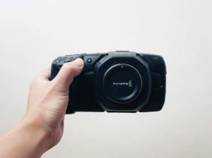 【BMPCC4K】シネマカメラBlackmagic Pocket Cinema Camera 4Kが届いた!ハンズオンレビュー