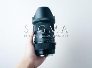 【SIGMA 18-35mm F1.8 DC HSM Art】BMPCC4Kの動画撮影用に用意したズームレンズの使用レビュー