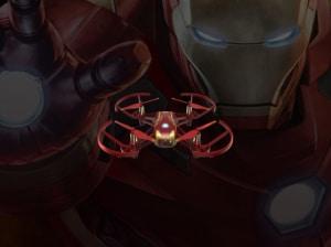 【アイアンマン×Tello】人気トイドローンがマーベルコミックと奇跡のコラボ!Tello Iron Man Edition登場!