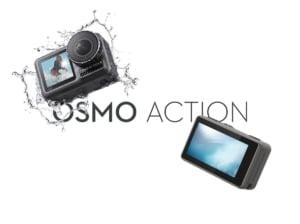 【OSMO ACTION】DJIから初の4Kアクションカム「オズモアクション」が発売!