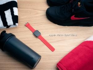 【Apple Watch Sport Band】夏にぴったり!アップルウォッチのスポーツバンドまとめ