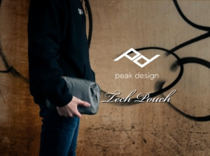 【Peak Design】テックポーチ(テクポーチ)はガジェット&カメラアクセサリー収納におすすめ!【使用...