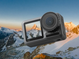DJI OSMO ACTIONでスイスの絶景を撮影!山ブロガーによる雪山登山の使用レビュー