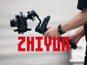 【スタビライザー】ZHIYUNのカメラジンバルWEEBILL LAB 使用レビュー