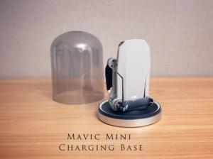 【Mavic Mini 充電ベース】ドローンがインテリアになる!Mavic Mini Charging Baseレビュー