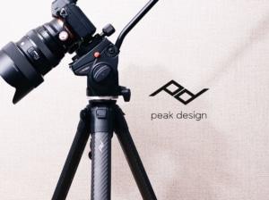 【Peak Design】トラベル三脚の雲台を変更する方法・ユニバーサルヘッドアダプターの使い方