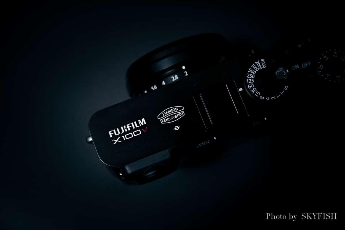FUJIFILM X100Vの写真