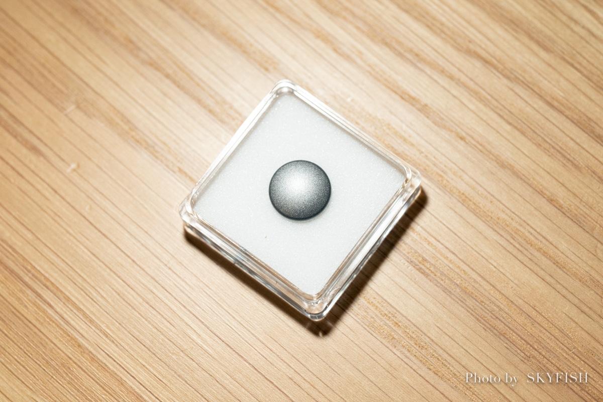 レリーズボタン