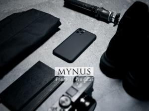 【iPhoneケースレビュー】シンプル イズ ベストなMYNUS iPhone 11 Pro CASE